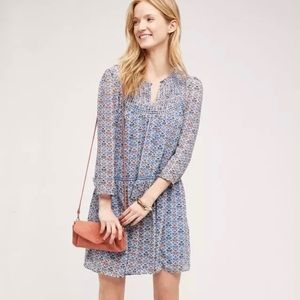 Anthropologie Holding Horses Betony Dress